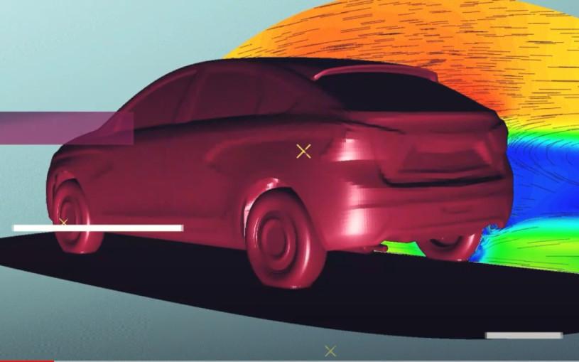 На видео показали несуществующий хэтчбек Lada Vesta