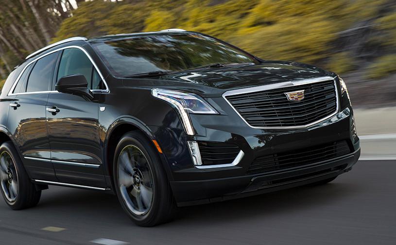 Cadillac XT5 получил спортивную версию