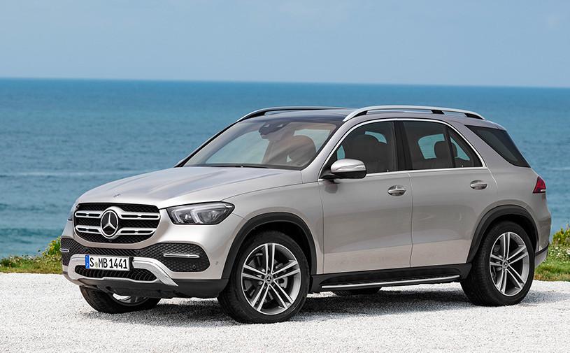 Mercedes назвал российские цены на новый GLE