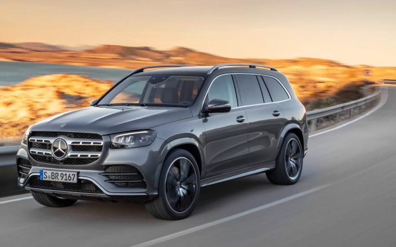 Mercedes рассказал о новом GLS для Европы