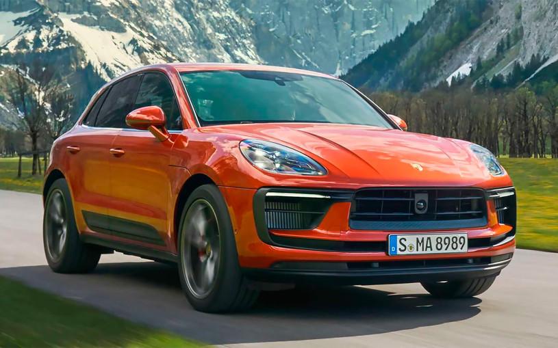 Porsche представил обновленный кроссовер Macan и назвал российские цены