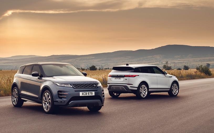 Маленький Velar: 5 фактов о новом Range Rover Evoque