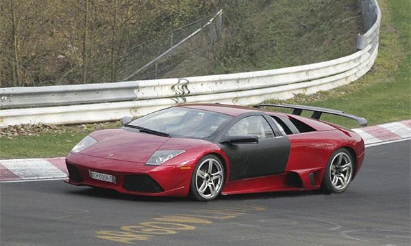 Lamborghini Murcielago стал суперлегким