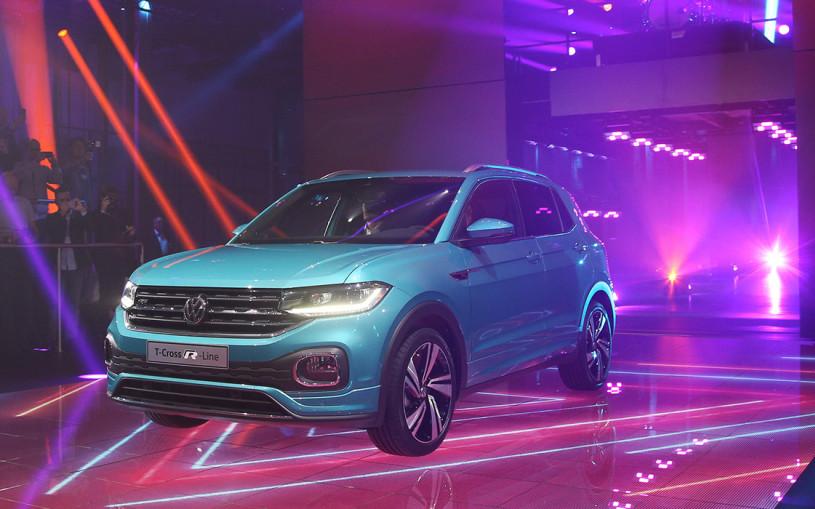 Volkswagen T-Cross: первое знакомство
