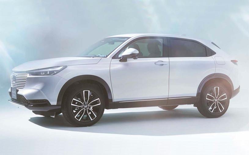 Honda представила кроссовер HR-V нового поколения
