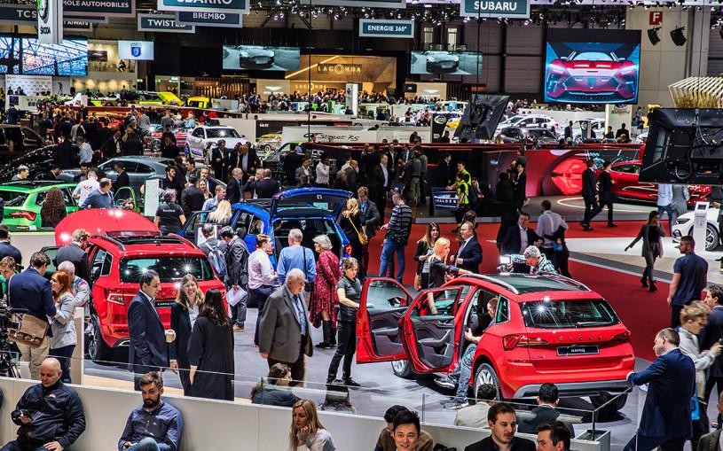 Женева за кулисами: что обсуждали и обещали в автокомпаниях