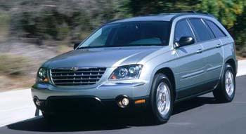 Chrysler Pacifica: прямой потомок Dodge Caravan и Plymouth Voyager