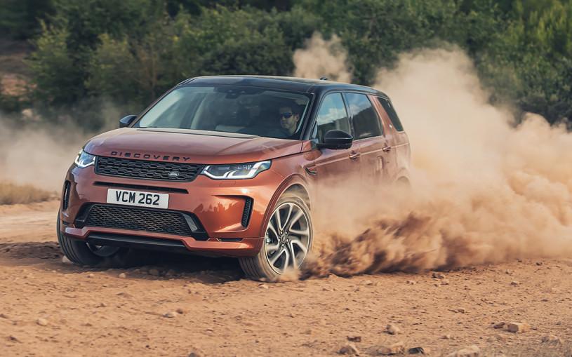На чистую воду. Тест-драйв Land Rover Discovery Sport