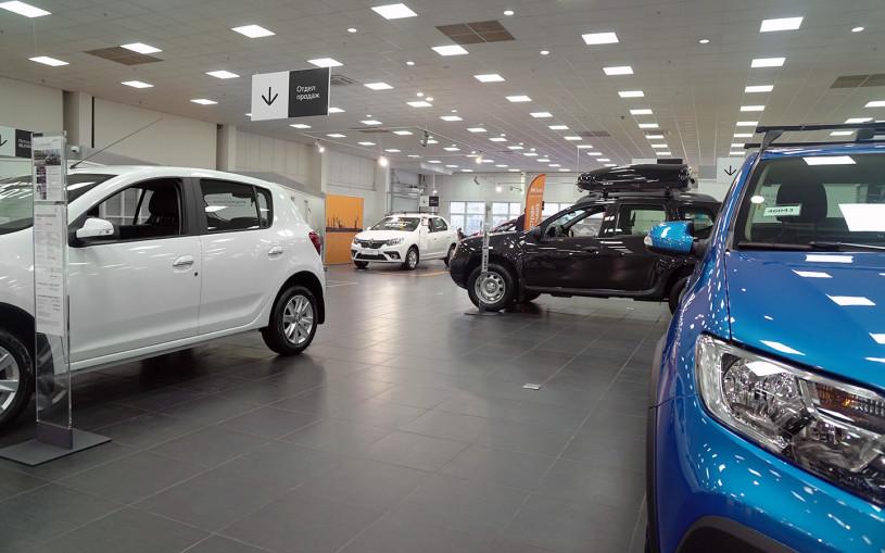В первый год пандемии в России выросло число автомобильных дилеров