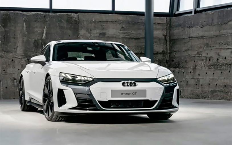 Электрический суперседан Audi рассекретили до премьеры. Фото