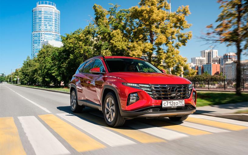 Новый Hyundai Tucson: первый тест-драйв