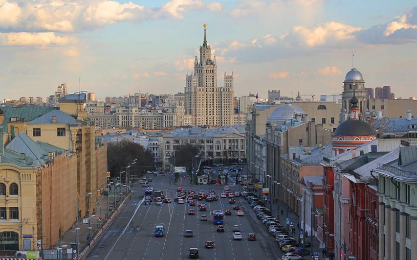 Власти Москвы оставят бесплатным въезд в центр города