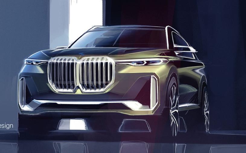 BMW X8: все об очень большом и дорогом кроссовере