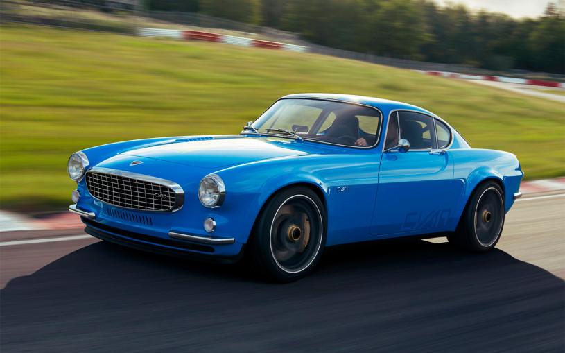 Возрожденный спорткар Volvo получил кузов из карбона и 420-сильный мотор