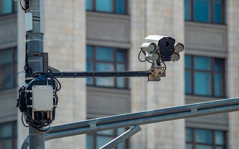 В Москве дорожные камеры научат фиксировать новое нарушение