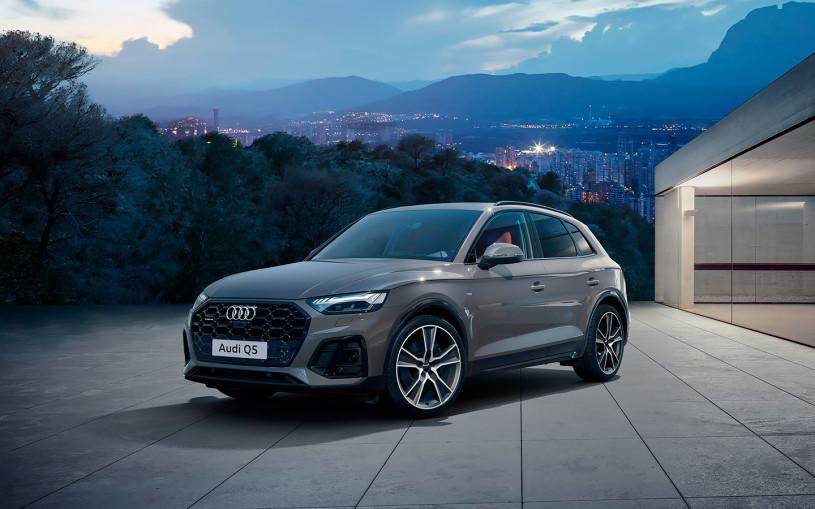 Audi назвала рублевую стоимость обновленного Q5