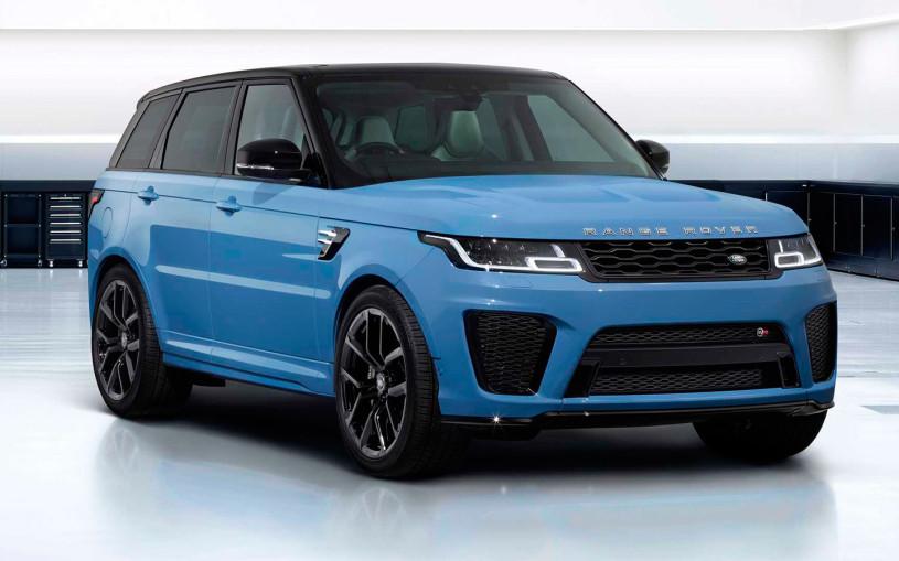 В Россию привезут особый 575-сильный Range Rover Sport за ₽12,2 млн