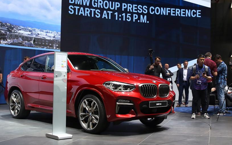 Новый BMW X4: как его отличить от предшественника