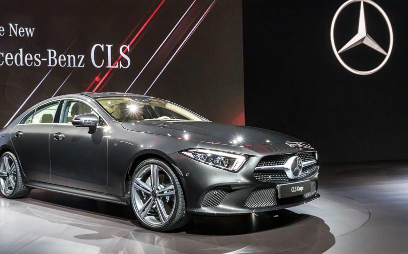 Новый Mercedes CLS: первое знакомство с самым красивым седаном