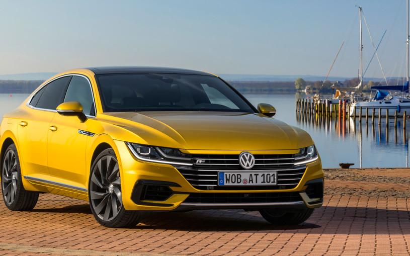 Volkswagen привезет в Россию лифтбек Arteon с полным приводом