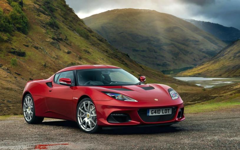 Британское правительство профинансирует разработку новой модели Lotus