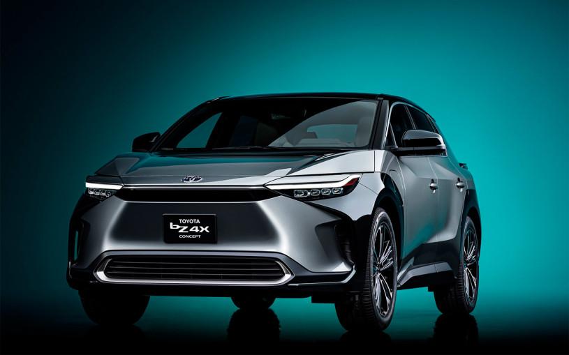 Toyotaпоказала новый кроссовер размером с RAV4