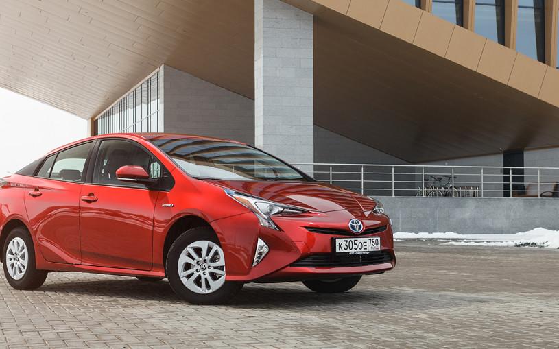 Годы революции. Тест-драйв Toyota Prius