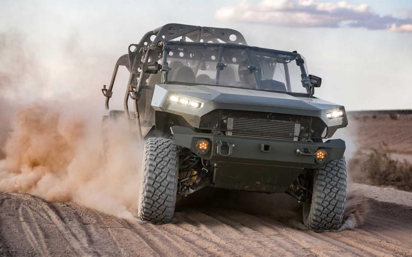 General Motors построит внедорожник для армии США