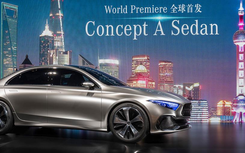 Шанхай-2017: все новинки крупнейшего мотор-шоу Азии