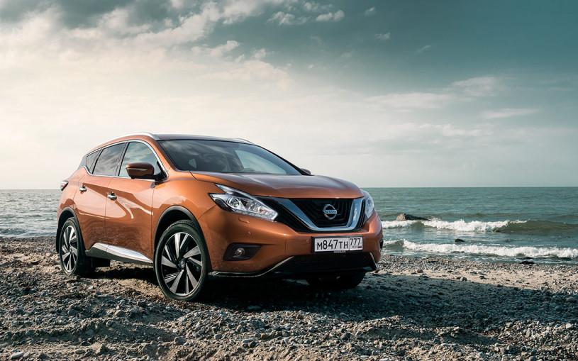 5 причин считать Nissan Murano самым безопасным кроссовером