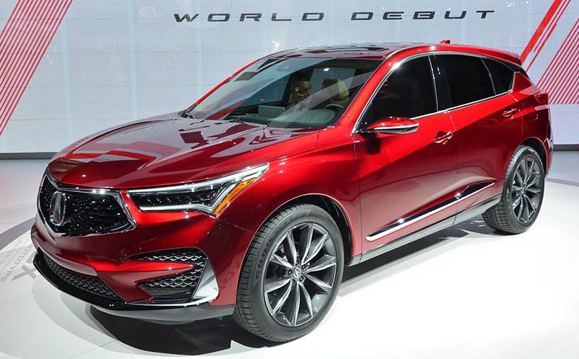 Acura показала дизайн нового RDX