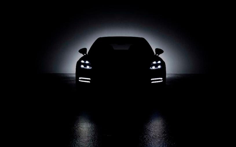 Porsche анонсировала премьеру обновленной Panamera
