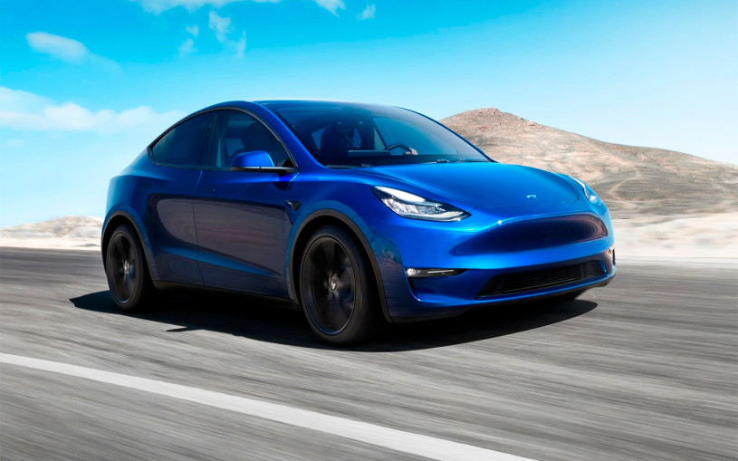 Tesla переделает кроссовер Model Y специально для европейского рынка