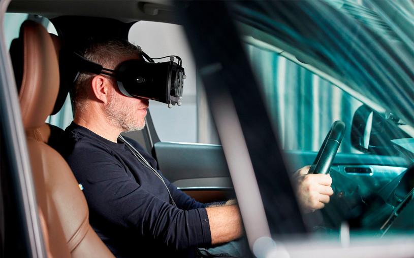 Volvo создала симулятор смешанной реальности для тестов автомобилей