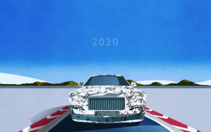 Rolls-Royce рассказал об «умных» системах нового Ghost