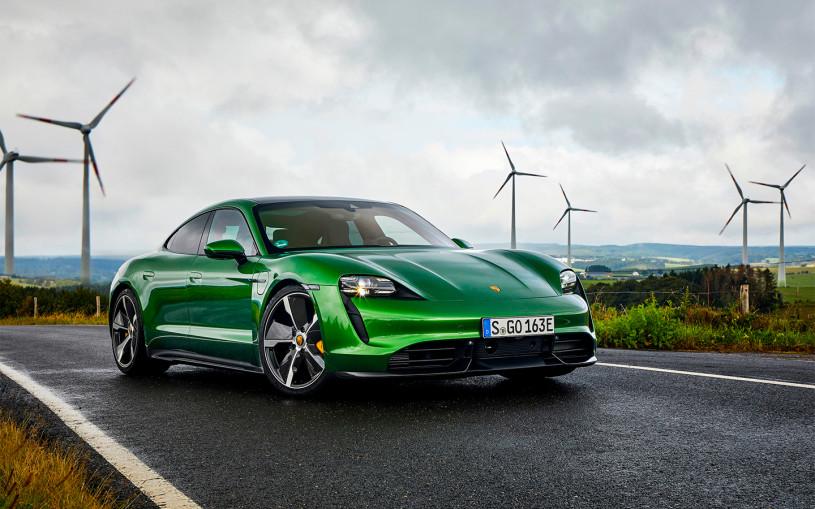 5 фактов о Porsche Taycan, которые вы не знали
