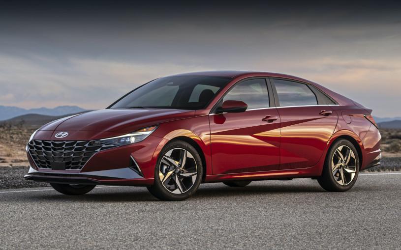 Новая Hyundai Elantra появится в России