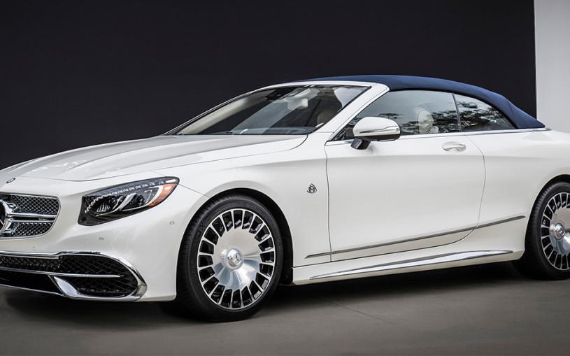 Mercedes-Maybach показал самый дорогой кабриолет