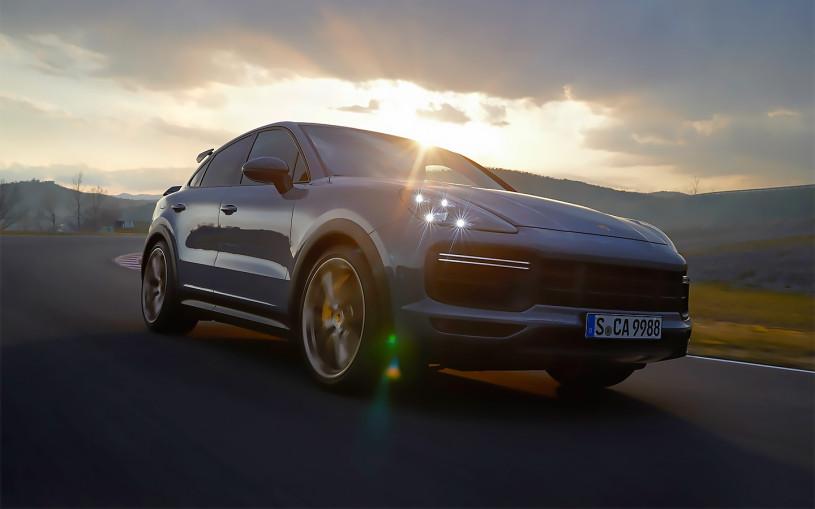 Porsche назвала российскую стоимость 640-сильного Cayenne GT
