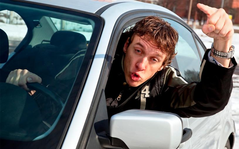В Госдуме предложили лишать автохулиганов водительских прав