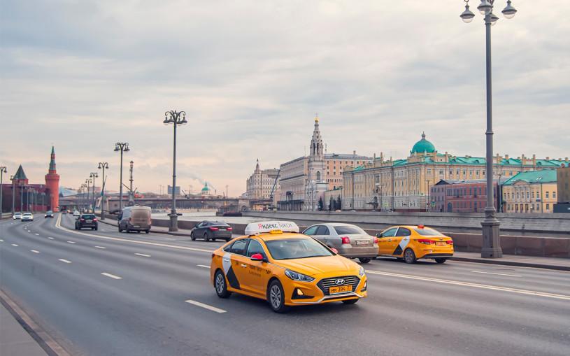 Власти Москвы назвали самые частые нарушения правил таксистами