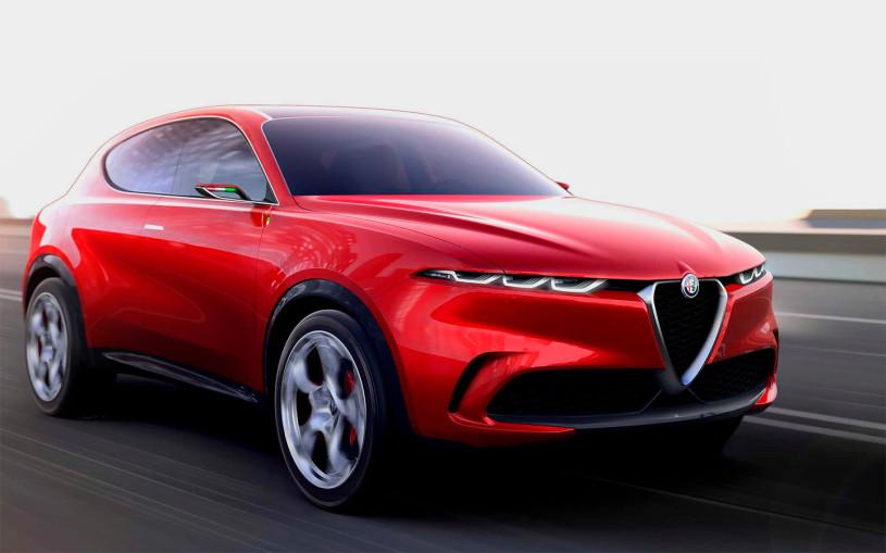 Названа дата премьеры нового компактного кроссовера Alfa Romeo