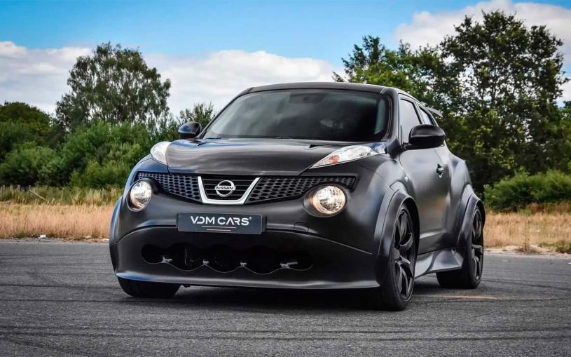 Редкий Nissan Juke с 700-сильным мотором продадут за €240 тыс.