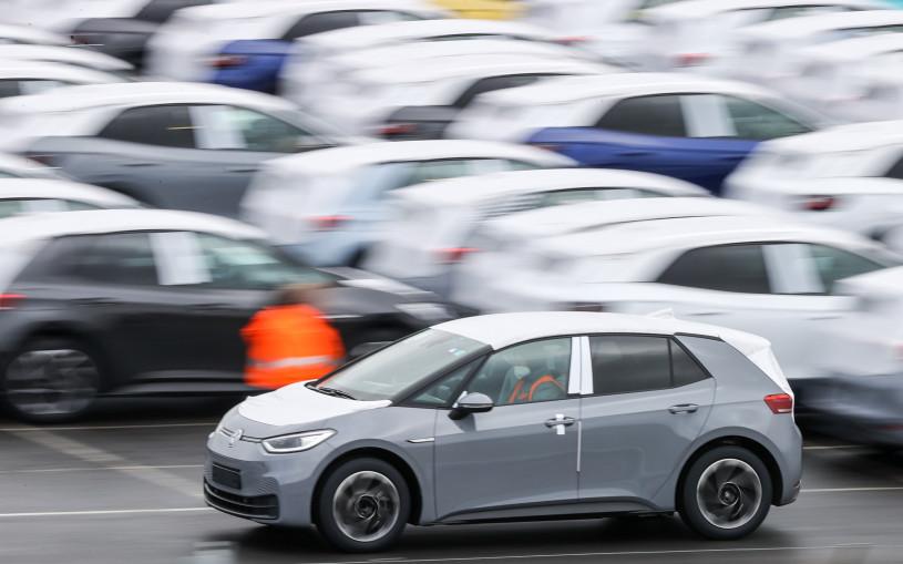 В Германии могут привязать стоимость парковки к весу машин