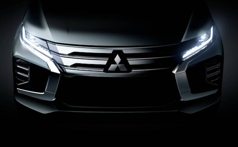 Mitsubishi показала внешность обновленного Pajero Sport