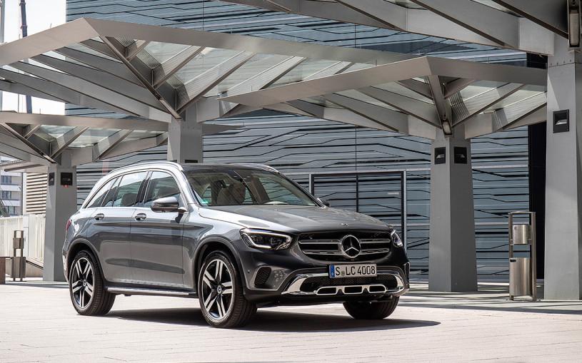 Тест-драйв нового Mercedes-Benz GLC: первые впечатления (видео)