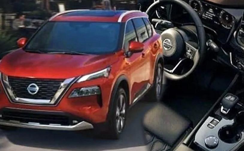 В Сети рассекретили дизайн нового Nissan X-Trail