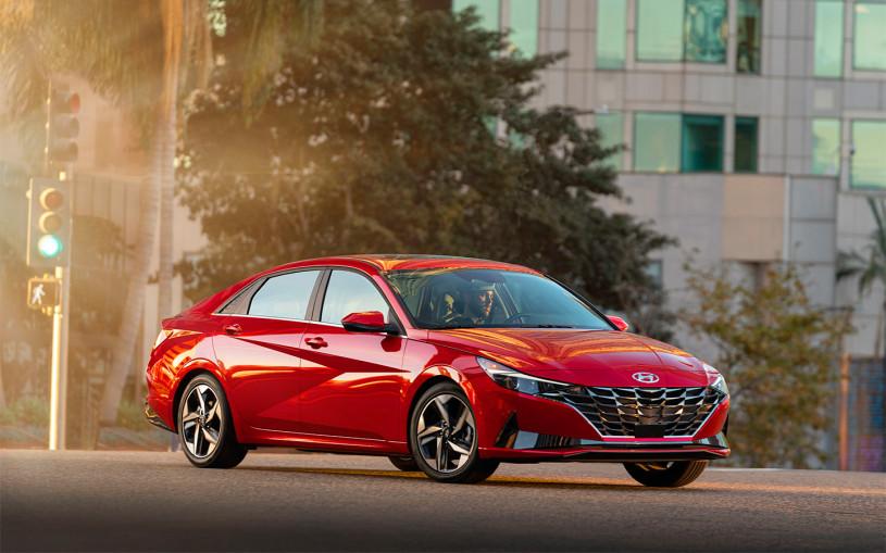 Седан Hyundai и две модели Ford стали автомобилями года в США