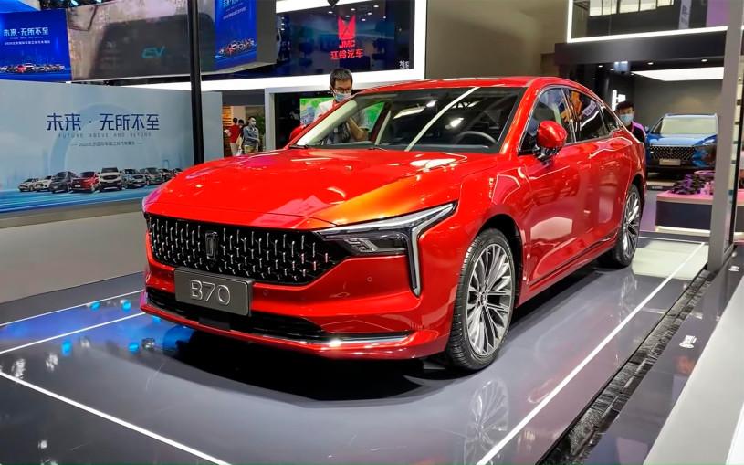 Китайская Octavia и дешевые кроссоверы: 80 новинок мотор-шоу в Пекине