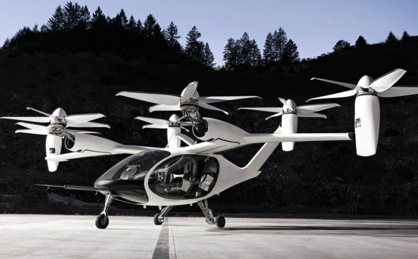 Toyota инвестирует 400 млн долларов в разработчика летающего такси